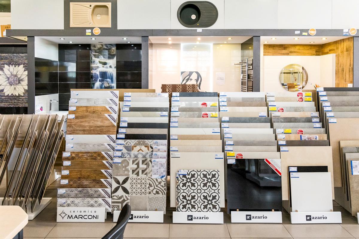 Płytki Azario - glazura, terakota, różne wzory - zdjęcie od BLU salon łazienek Kwidzyn