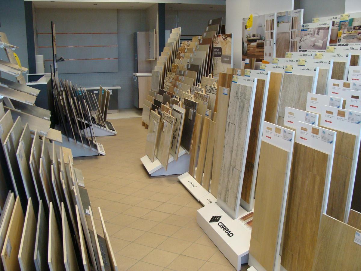Płytki drewnopodobne - BLU Mława - zdjęcie od BLU salon łazienek Mława