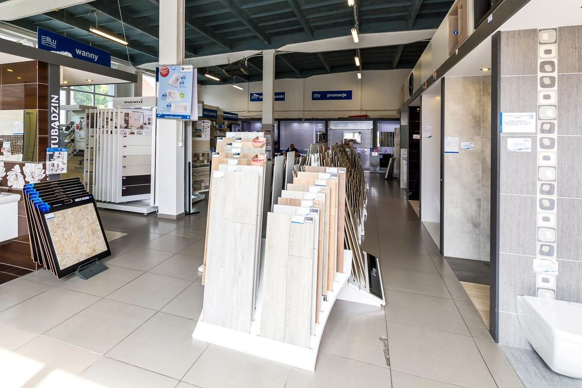 Płytki drewnopodobne - propozycje płytek w salonie BLU w Kwidzyniu - zdjęcie od BLU salon łazienek Kwidzyn