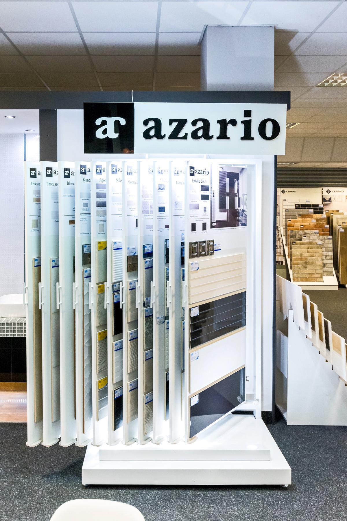 Płytki marki Azario - zdjęcie od BLU salon łazienek Włocławek