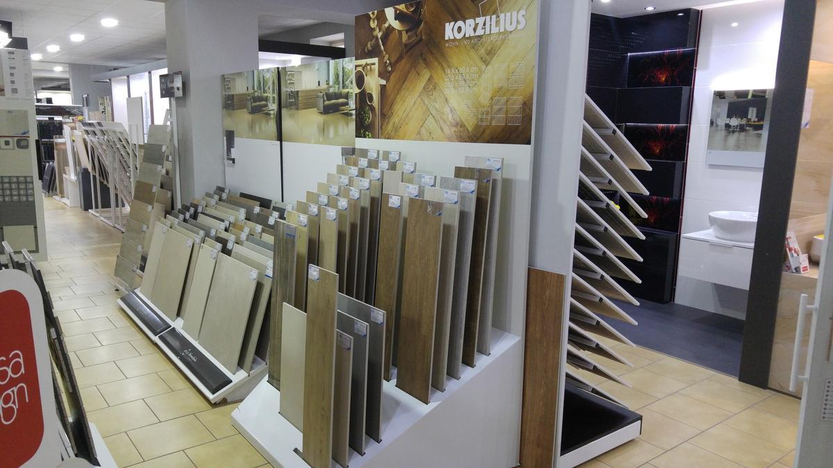 Płytki podłogowe Korzilius - zdjęcie od BLU salon łazienek Ciechanów