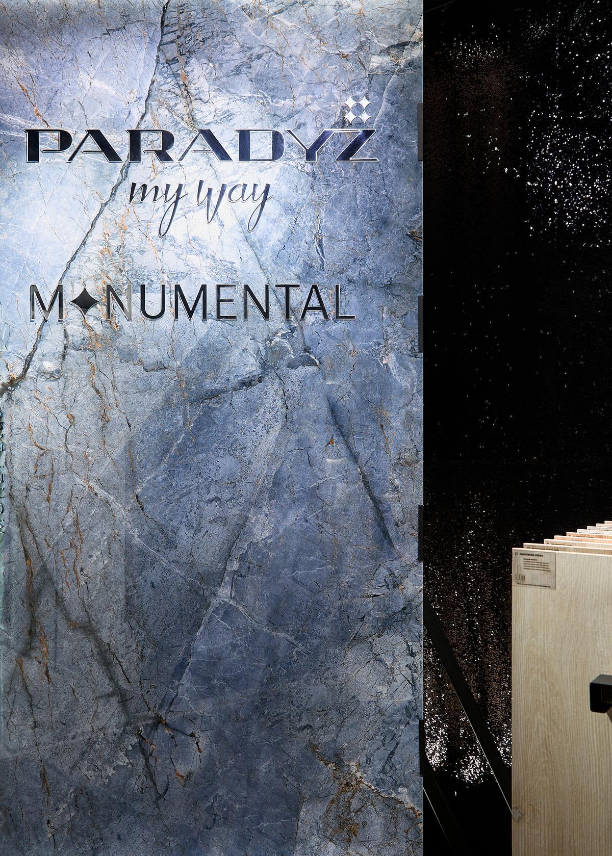 Płytki wielkoformatowe Paradyż My Way w BLU Elbląg - zdjęcie od BLU salon łazienek Elbląg