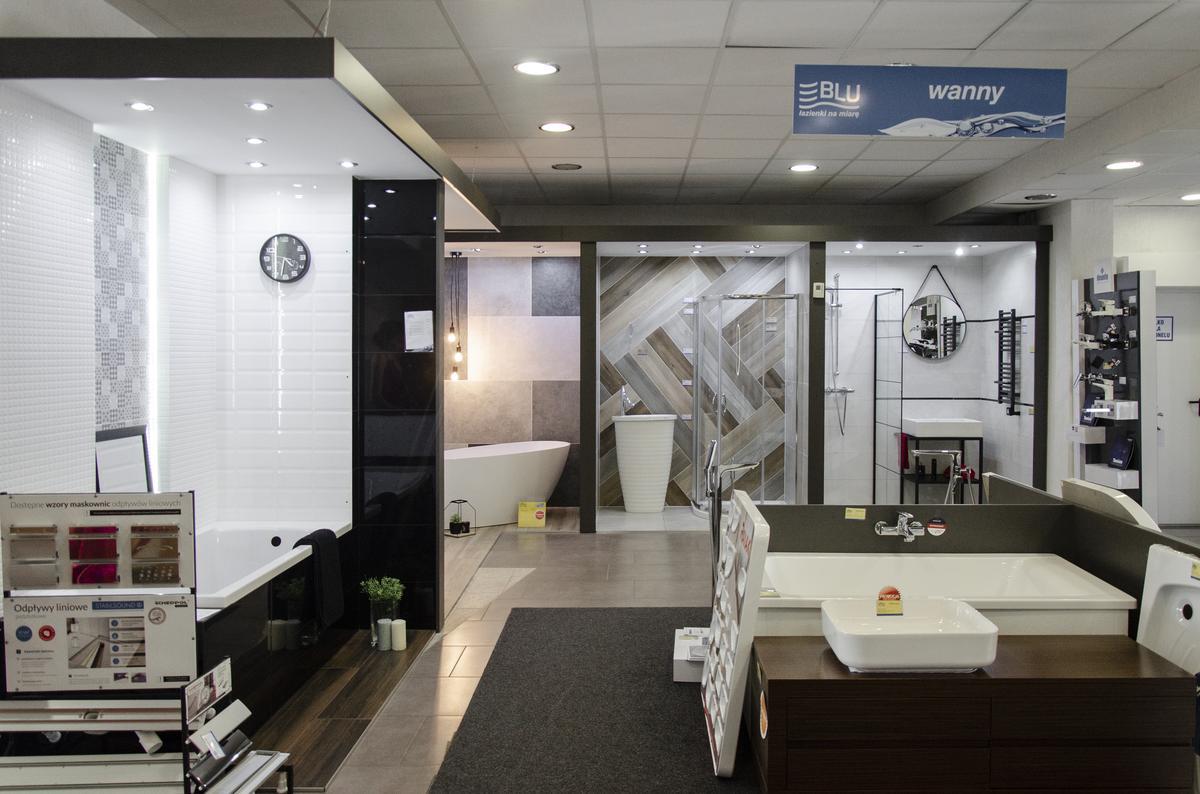 Pomysły na aranżację łazienki w BLU Kołobrzeg - zdjęcie od BLU salon łazienek Kołobrzeg