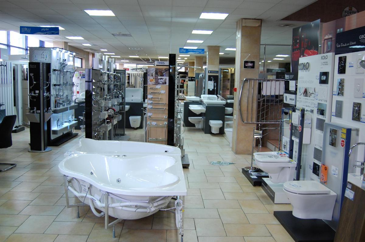 Ponad 700 m2 ekspozycji - BLU salon łazienek Nowy Sącz - zdjęcie od BLU salon łazienek Nowy Sącz
