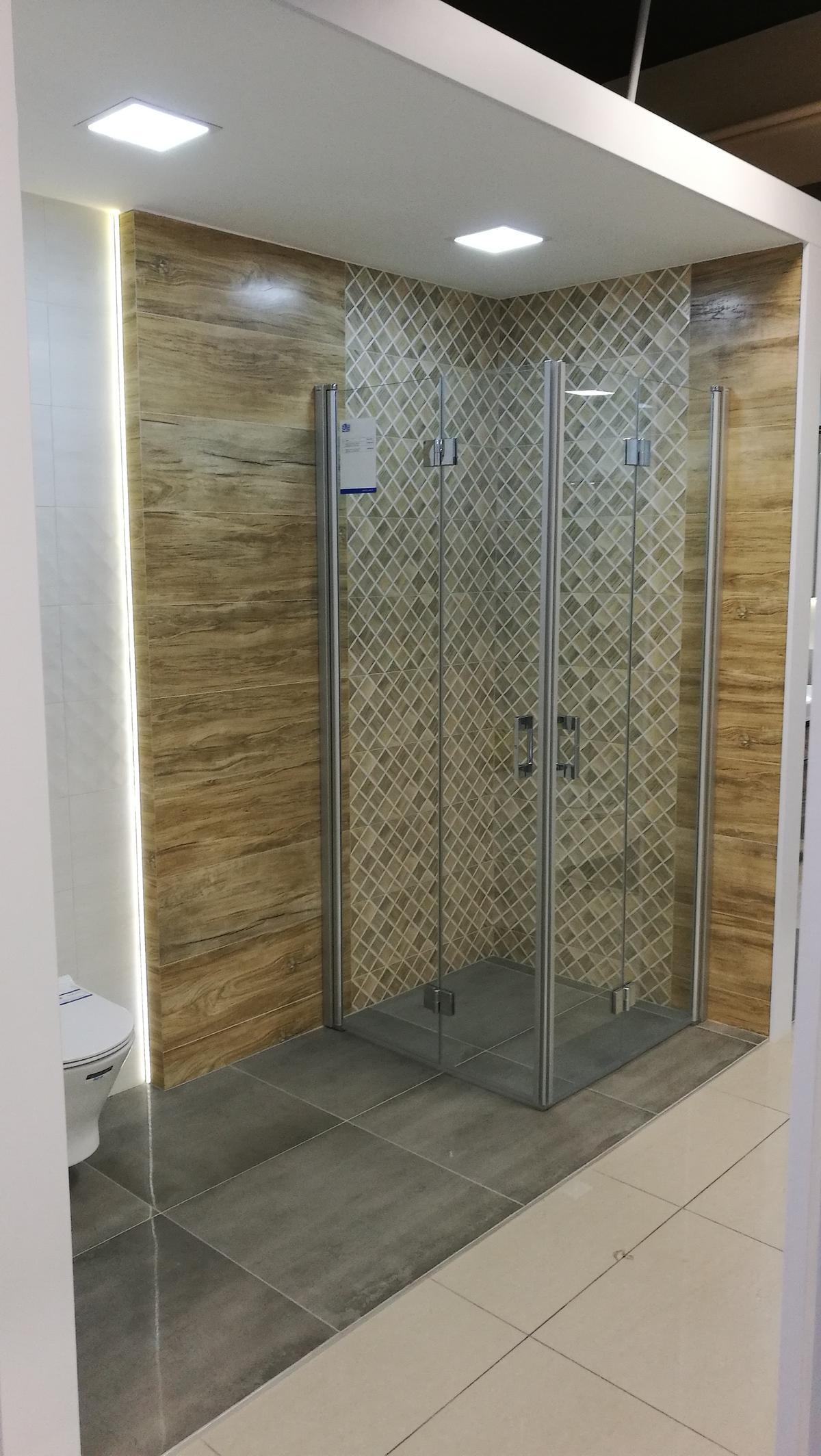 Propozycja łazienki w stylu skandynawskim - Paradyż Miracle - zdjęcie od BLU salon łazienek Siedlce