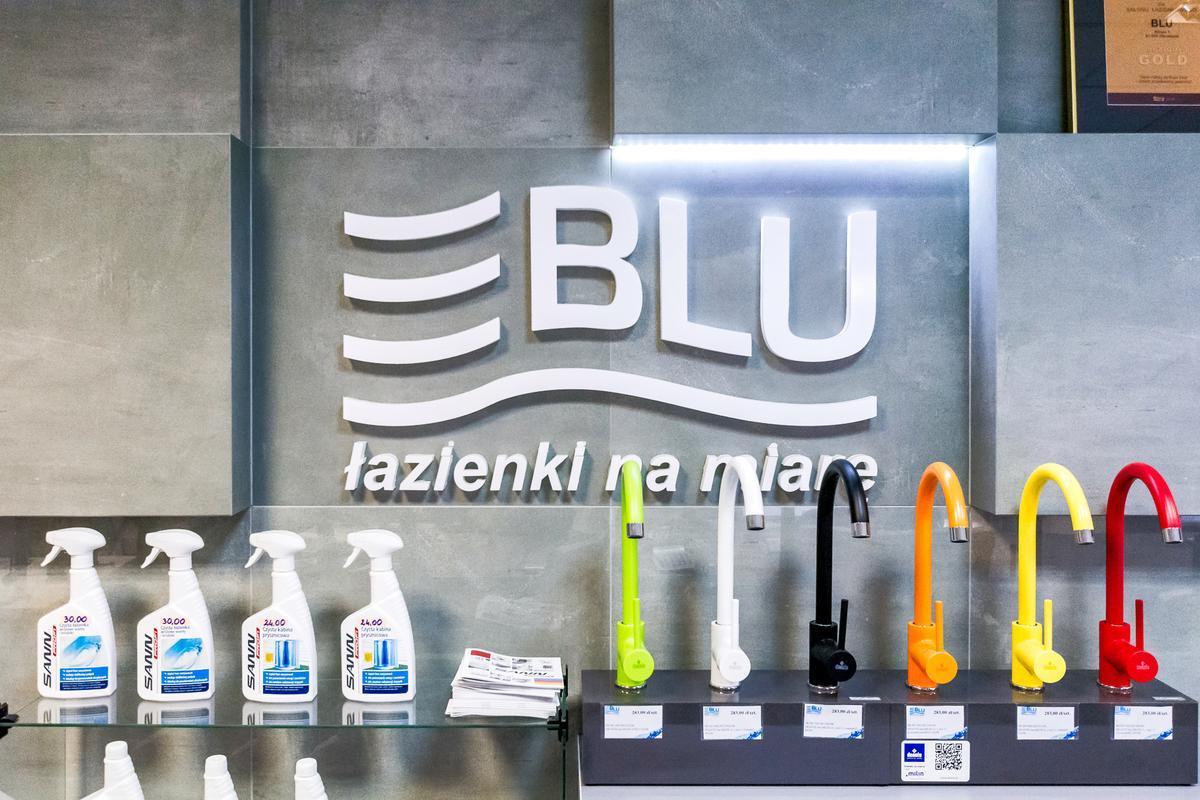 Salon BLU - najlepszy wybór - zdjęcie od BLU salon łazienek Włocławek