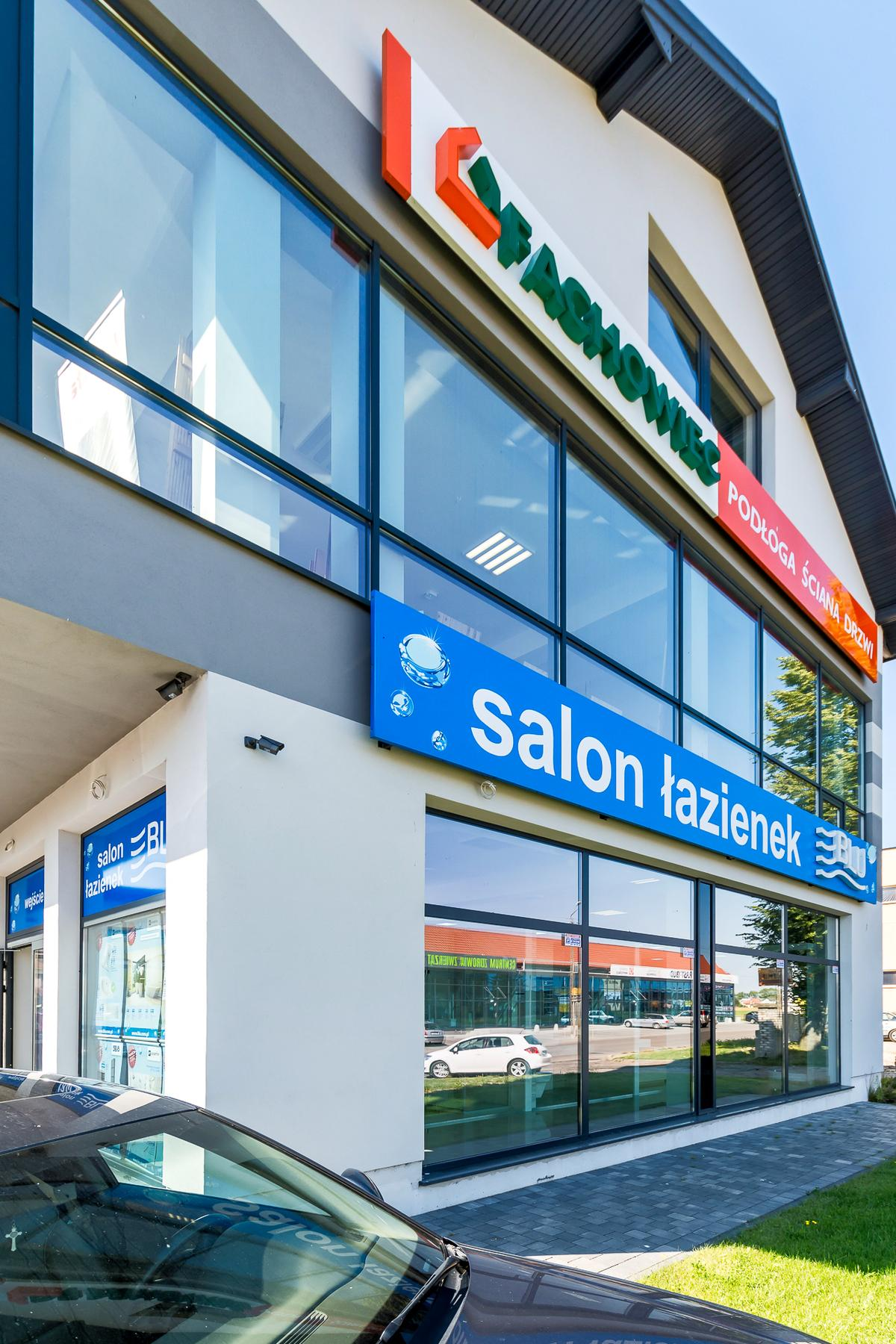 Salon Łazienek BLU, Sklep FACHOWIEC w Pułtusku - zdjęcie od BLU salon łazienek Pułtusk