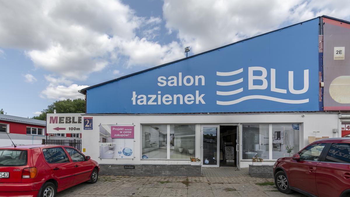 Salon łazienek BLU w Białej Podlaskiej - zdjęcie od BLU salon łazienek Biała Podlaska