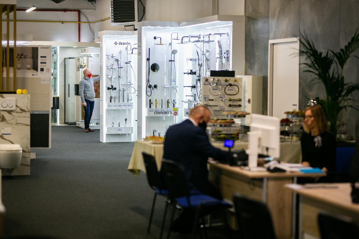 Salon łazienek BLU  w Zamościu - zdjęcie od BLU salon łazienek Zamość
