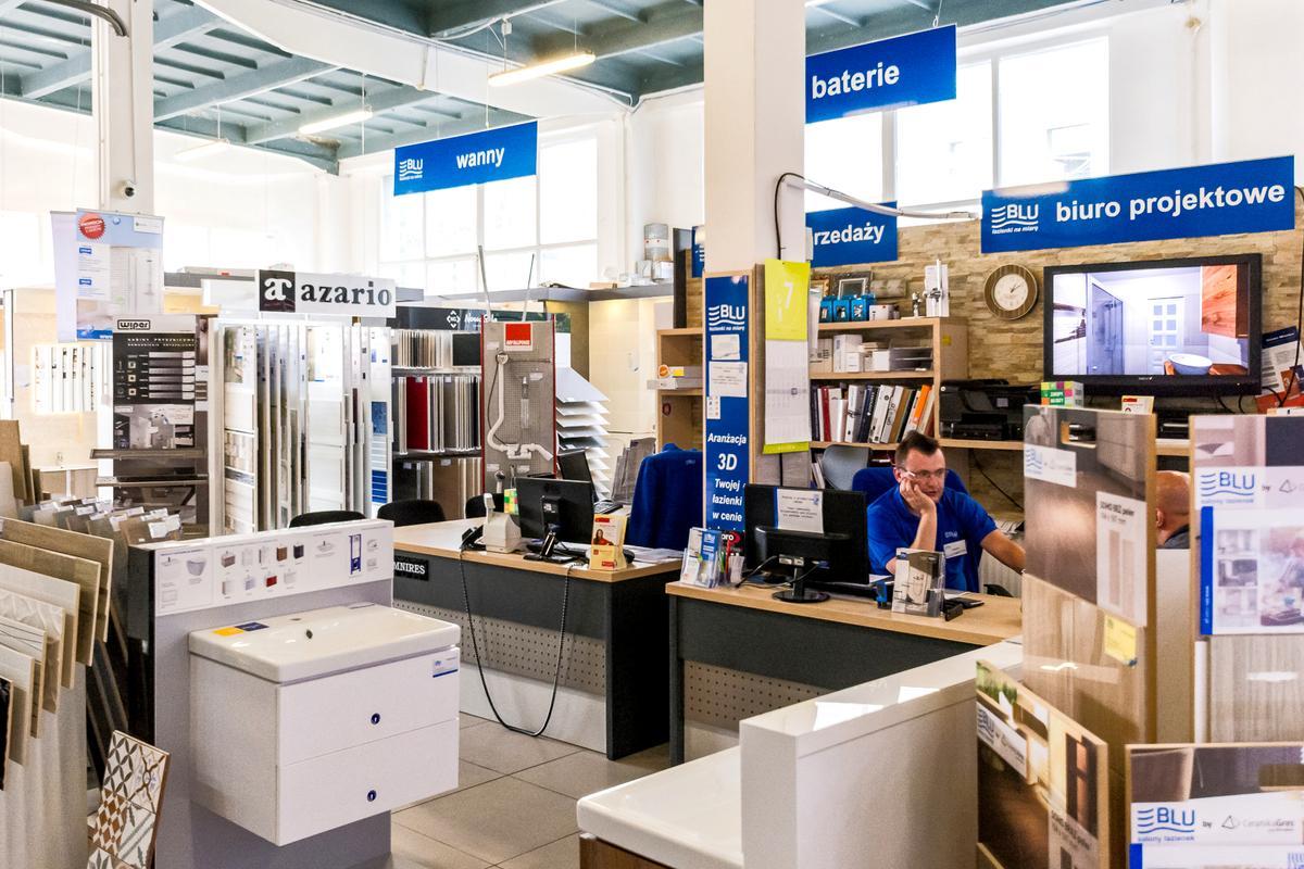 Salon łazienek Kwidzyn - przyjdź po projekt łazienki - zdjęcie od BLU salon łazienek Kwidzyn