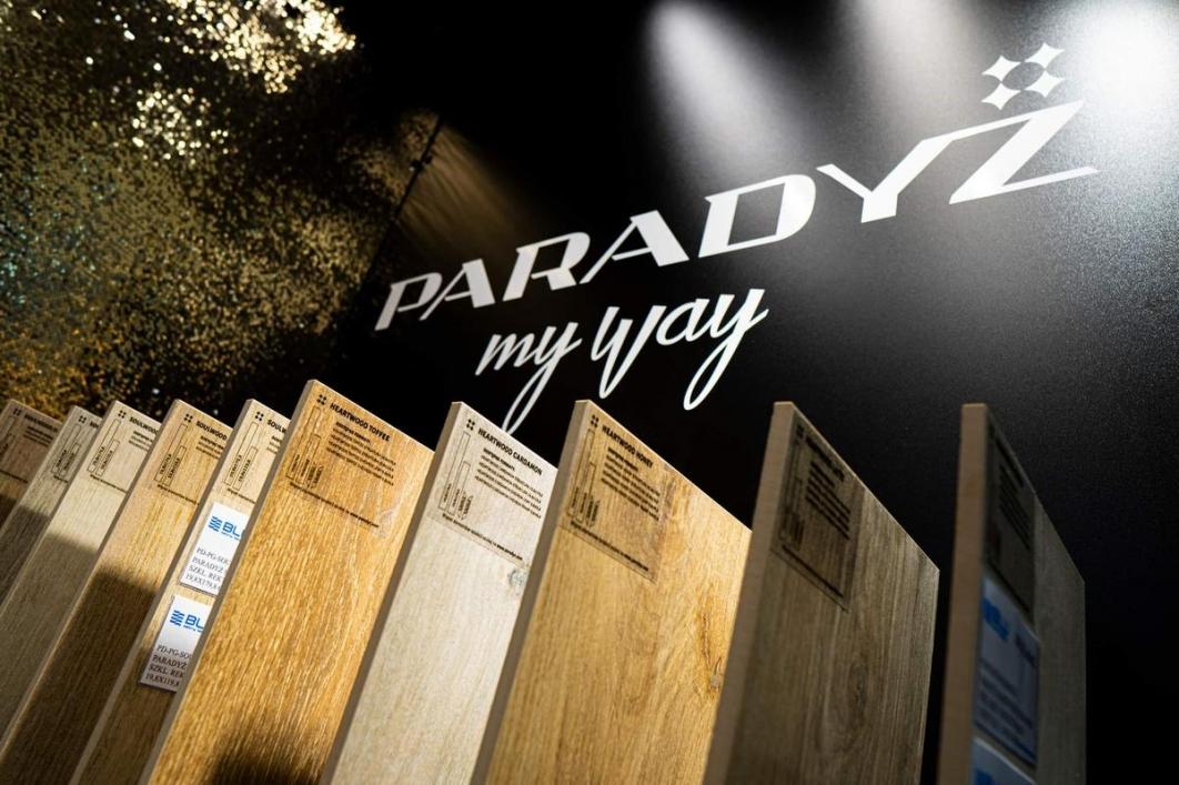 Płytki drewnopodobne w kolekcji marki Paradyż w BLU Starogard Gdański