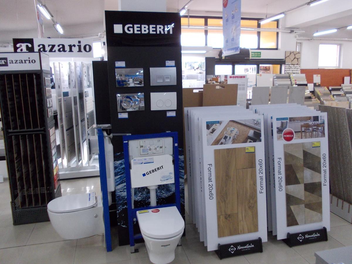 Stelaże podtynkowe w ofercie salonu w Bochni - zdjęcie od BLU salon łazienek Bochnia
