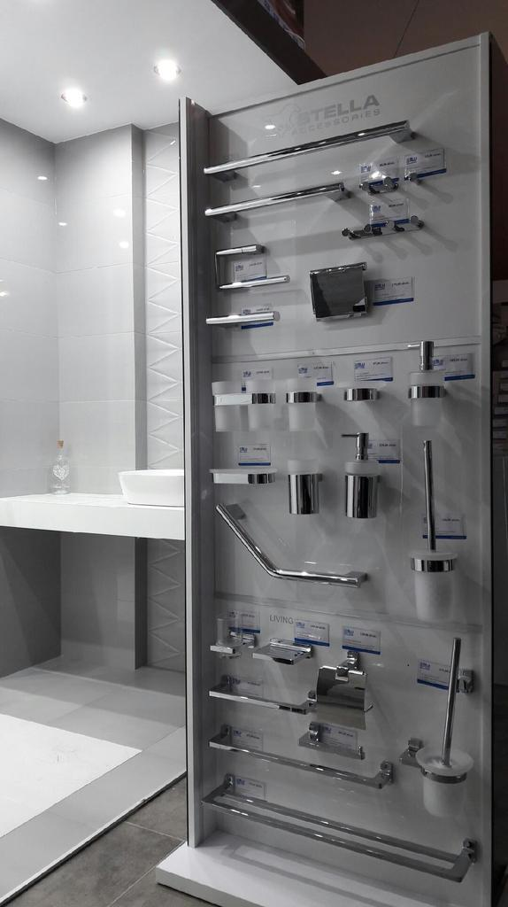 Stella - akcesoria łazienkowe - zdjęcie od BLU salon łazienek Płońsk