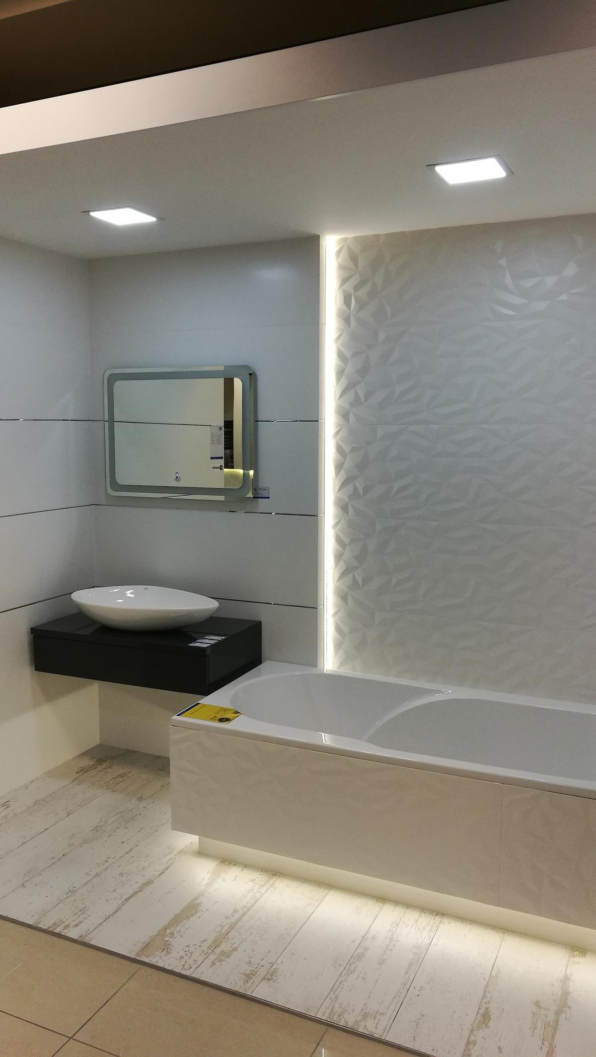 Strukturalna biel - Azario Nevesta  - zdjęcie od BLU salon łazienek Siedlce