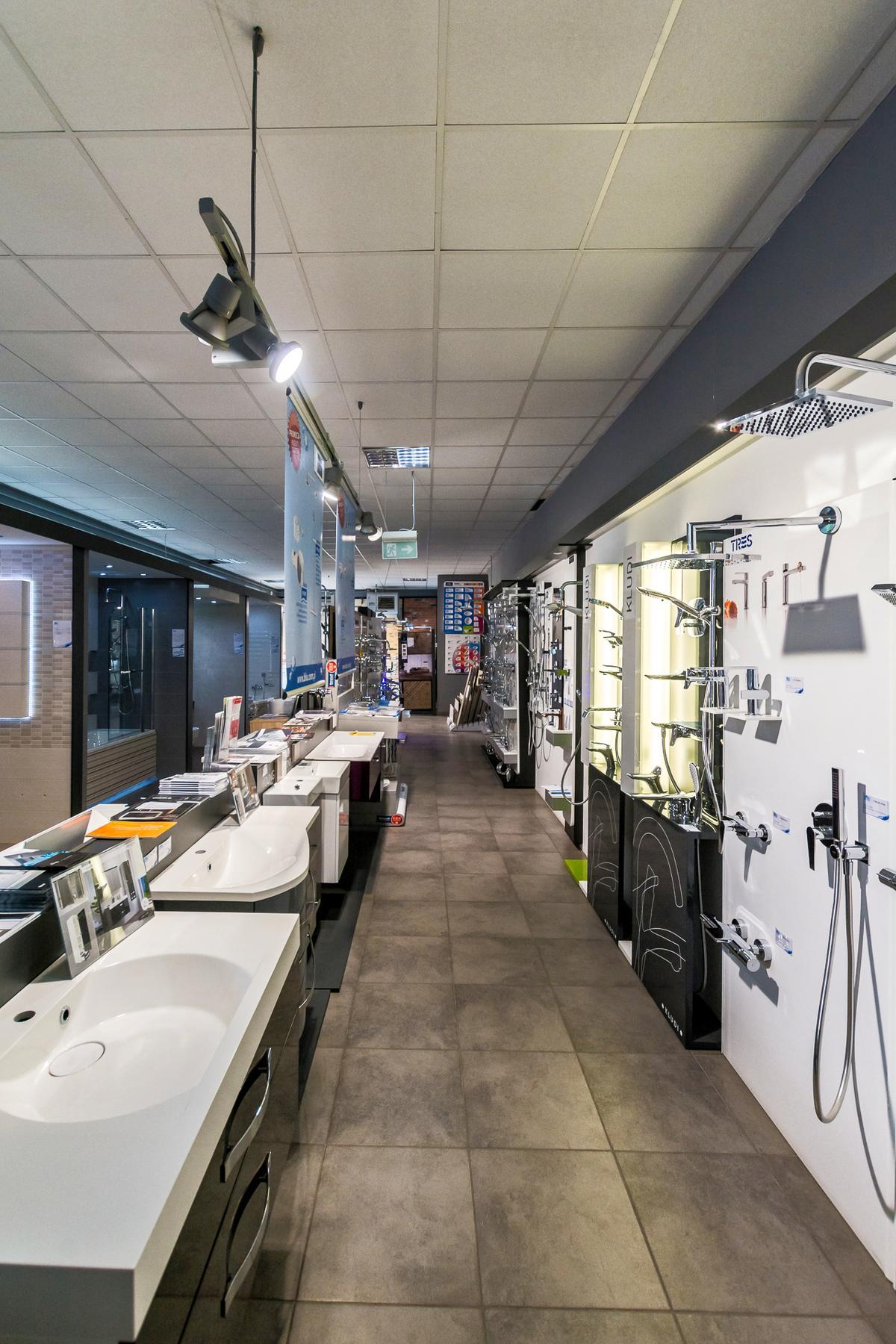 Szeroka oferta baterii łazienkowych w Blu Cieszyn - zdjęcie od BLU salon łazienek Cieszyn