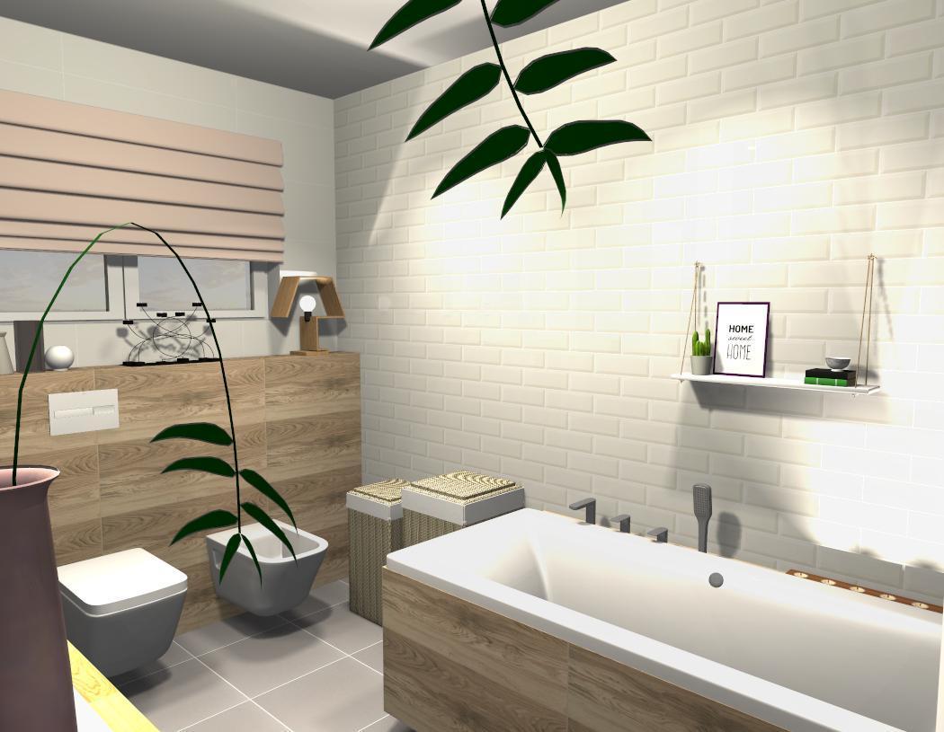 Tubądzin Abisso z drewnem Tubądzin Royal Place - zdjęcie od BLU salon łazienek Płońsk