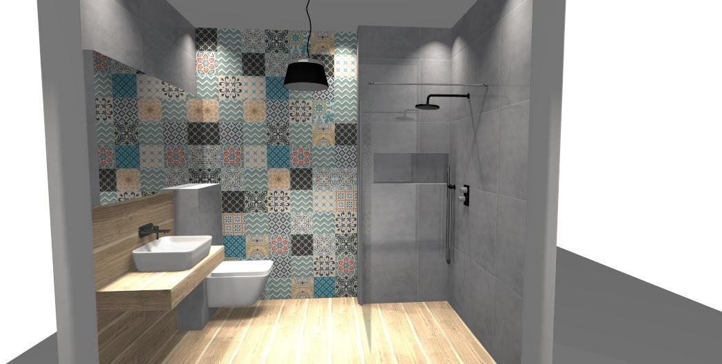 Tubądzin Unit Plus - zdjęcie od BLU salon łazienek Gniezno