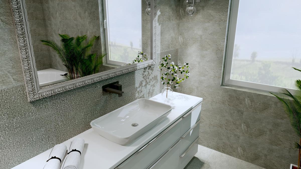 Umywalka stawiana na blat  - zdjęcie od BLU salon łazienek Ostrowiec Świętokrzyski