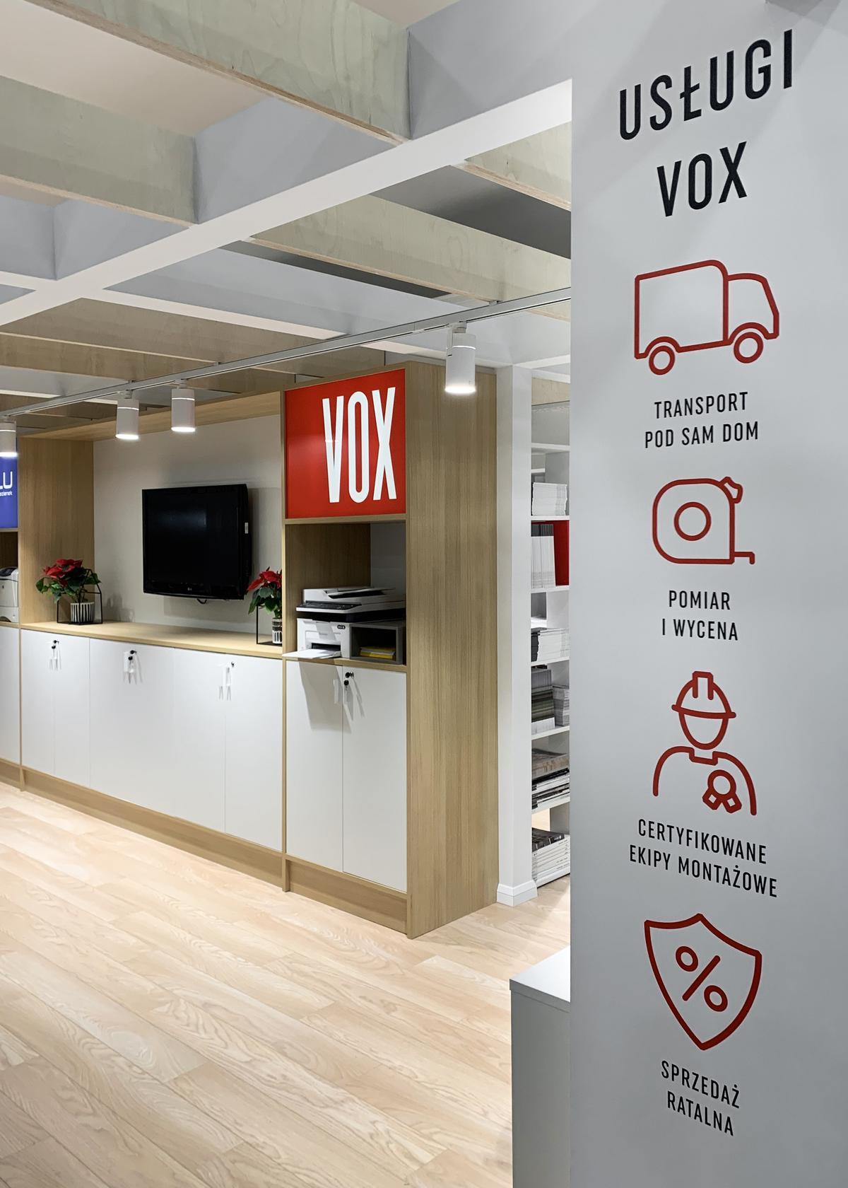 Usługi VOX w BLU Olsztyn - zdjęcie od BLU salon łazienek Olsztyn