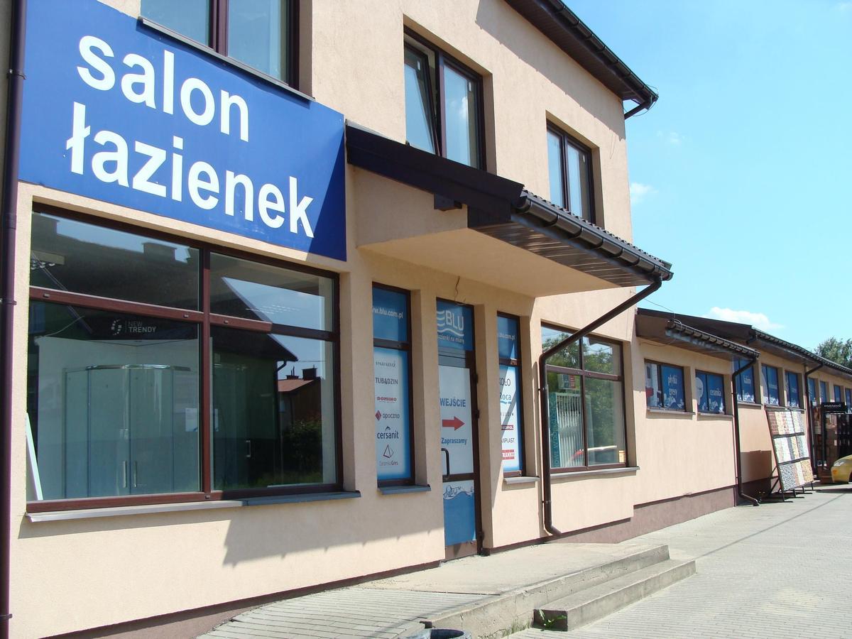 Wejście - BLU salon łazienek Mława - zdjęcie od BLU salon łazienek Mława