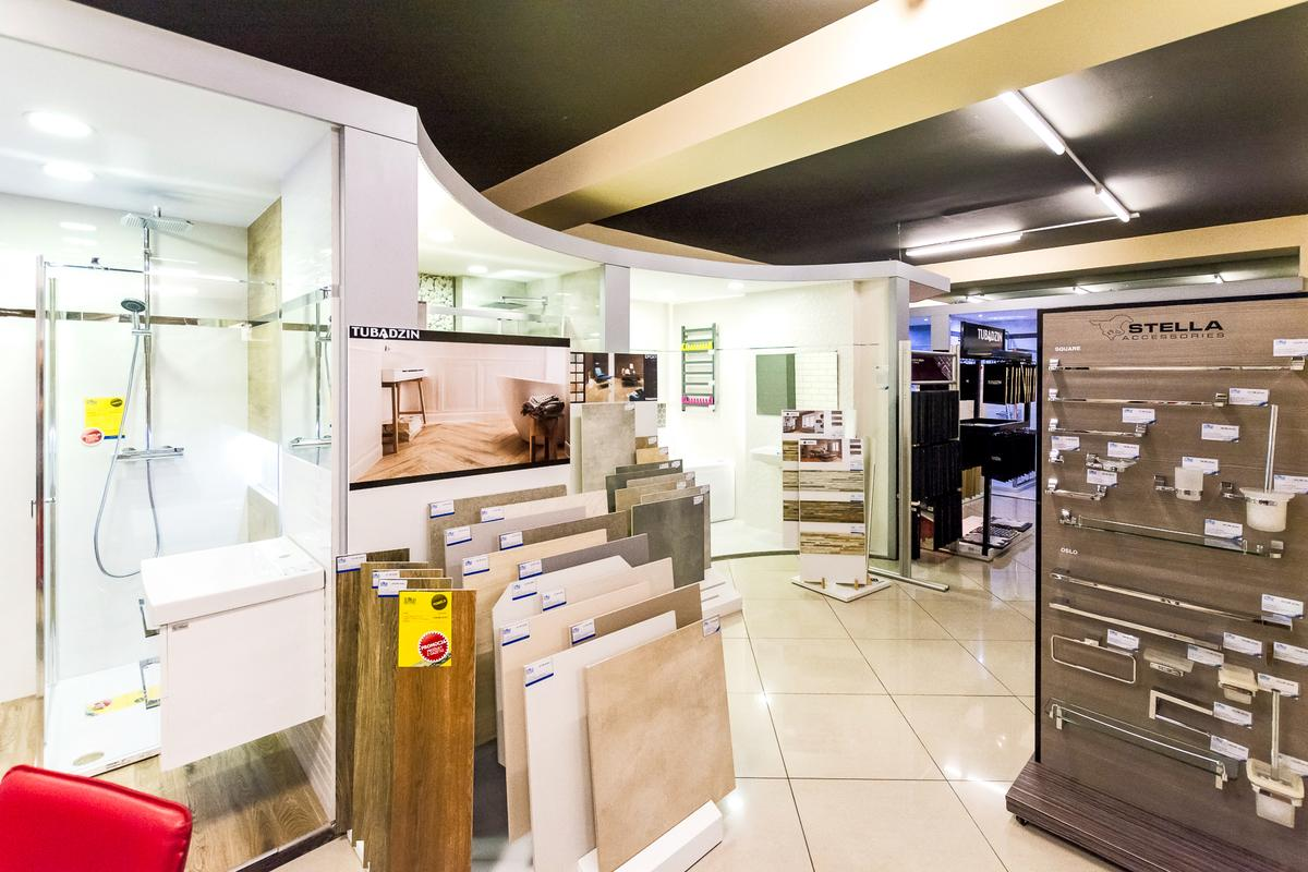 Wnętrze salonu BLU w Siedlcach  - zdjęcie od BLU salon łazienek Siedlce