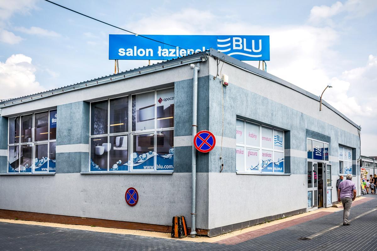 Wyposażenie łazienek Kwidzyn - wanny, baterie, meble łazienkowe - zdjęcie od BLU salon łazienek Kwidzyn