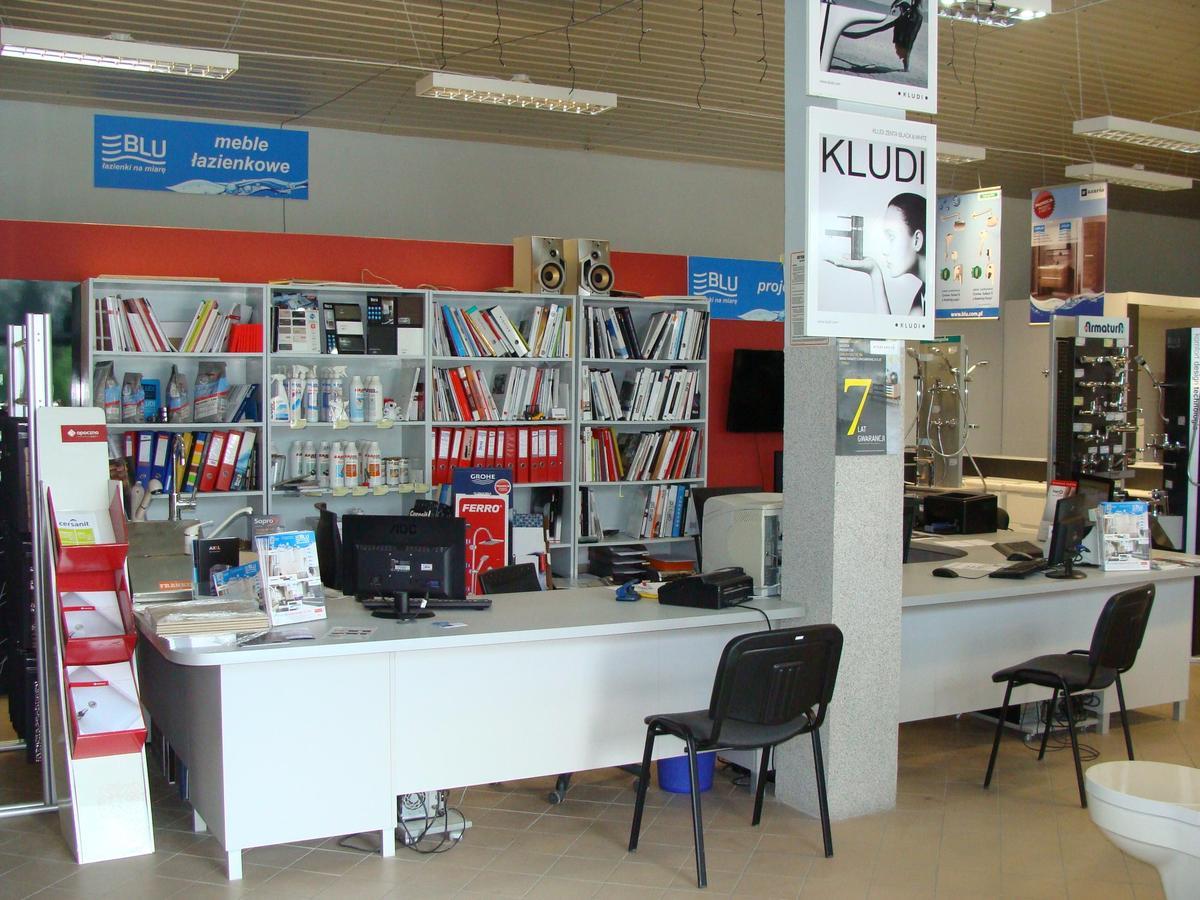 Zapraszamy - BLU salon łazienek Mława - zdjęcie od BLU salon łazienek Mława