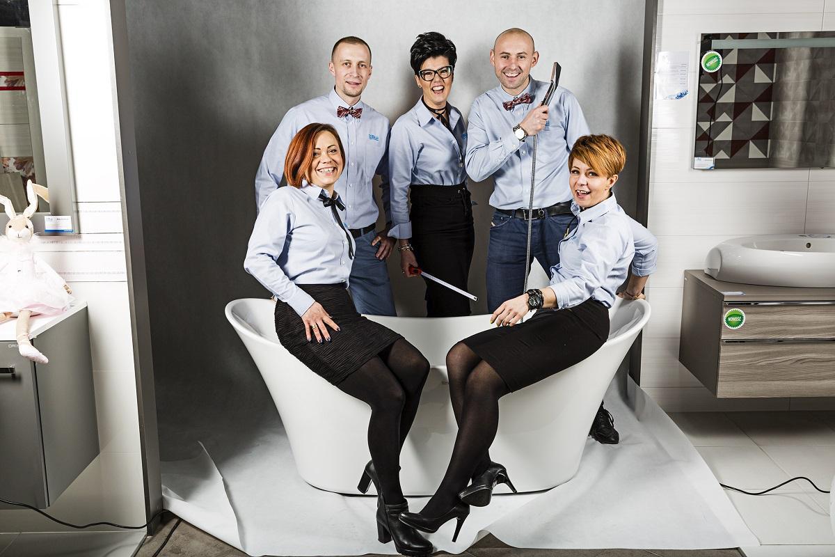 Zespół BLU Elbląg - zdjęcie od BLU salon łazienek Elbląg