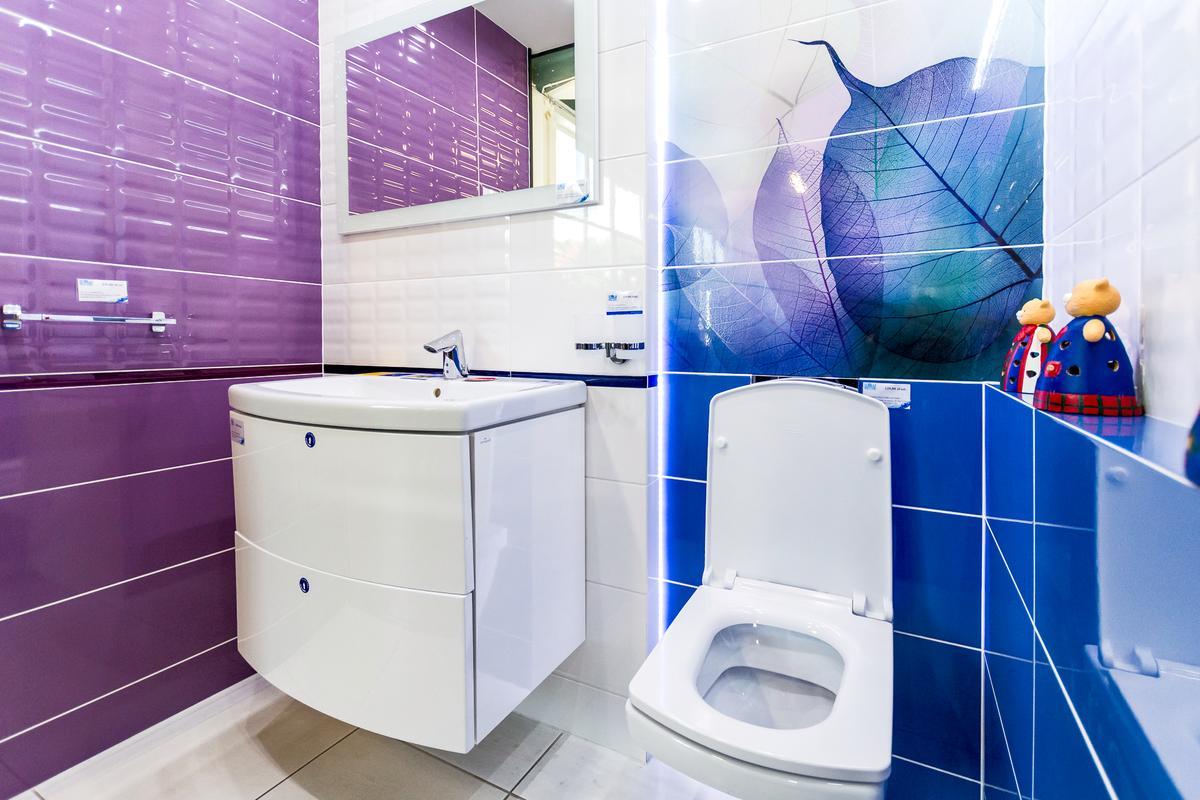 Żywiołowa paleta barw - Opoczno Vivid Colours - zdjęcie od BLU salon łazienek Kwidzyn