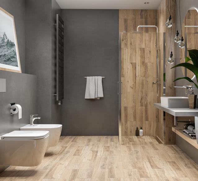 Nowa łazienka bez remontu – tanie sposoby na odnowienie wnętrza