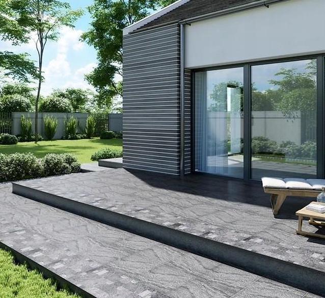 Płytki w ogrodzie – nowoczesne rozwiązania